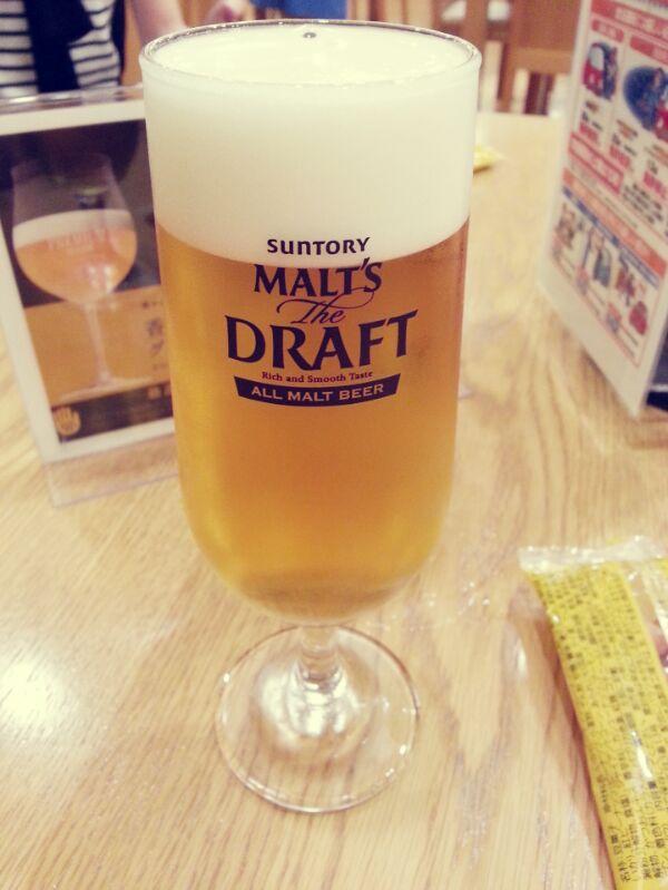 サントリー熊本ビール工場